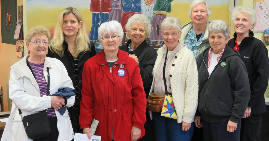 Welcome to the website for the Conference of Presentation Sisters
